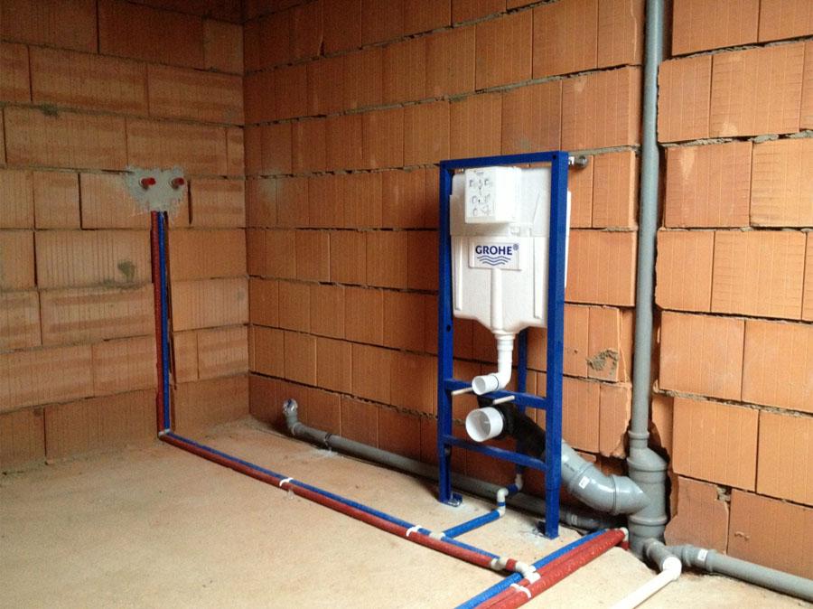 Oferta Instalacje wodno-kanalizacyjne